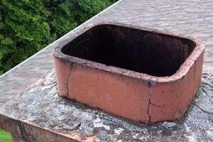 chimney rain hat