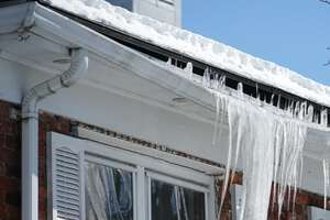 rainwater runoff can freeze and thaw causing excessive damage