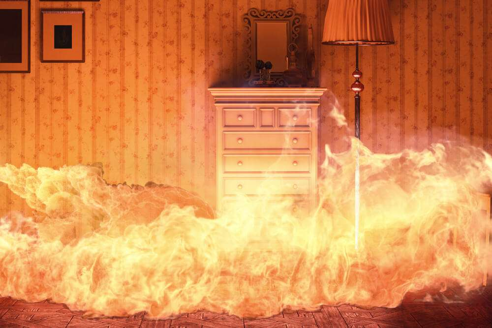 Read more about the article Fire Barrier Hazards Are Warning Signs For House Hunters